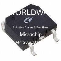 APT20SCD120S - Microsemi - Schottky Diodes & Rectifiers