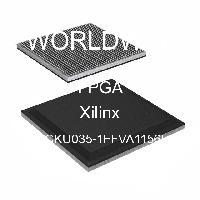XCKU035-1FFVA1156I - Xilinx - FPGA(Field-Programmable Gate Array)