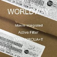 MAX7408CUA+T - Maxim Integrated Products - Filtro attivo