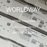 MAX5160LEUA - Maxim Integrated Products - Circuiti integrati potenziometri digitali
