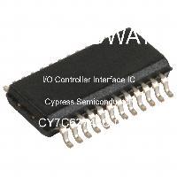 CY7C63743C-QXC - Cypress Semiconductor