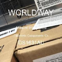 DS1631AU - Maxim Integrated Products - CIs de componentes eletrônicos