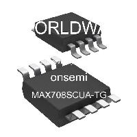 MAX708SCUA-TG - ON Semiconductor