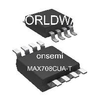 MAX708CUA-T - ON Semiconductor
