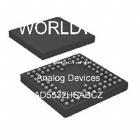 AD5532HSABCZ - Analog Devices Inc - Digital to Analog Converters - DAC