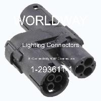 1-293611-1 - TE Connectivity AMP Connectors - Lighting Connectors