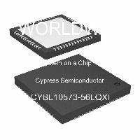 CYBL10573-56LQXI - Cypress Semiconductor - 칩상의 RF 시스템-SoC