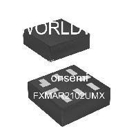 FXMAR2102UMX - ON Semiconductor - Traducción - Niveles de voltaje
