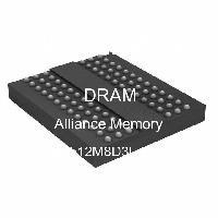 AS4C512M8D3L-12BCN - Alliance Memory, Inc.
