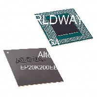 EP20K200EBC356-3 - Intel Corporation