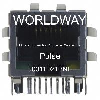 J0011D21BNL - Pulse Electronics Corporation - Conectores modulares / Conectores Ethernet