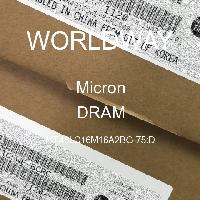 MT48LC16M16A2BG-75:D - Micron Technology Inc - DRAM