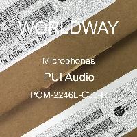 POM-2246L-C33-R - PUI Audio - Microphones