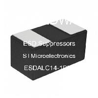 ESDALC14-1BF4 - STMicroelectronics