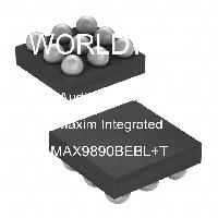 MAX9890BEBL+T - Maxim Integrated Products