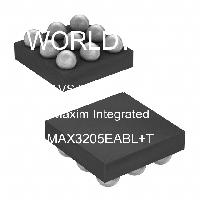 MAX3205EABL+T - Maxim Integrated