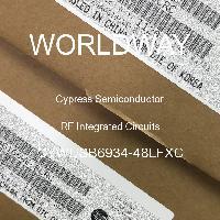 CYWUSB6934-48LFXC - Cypress Semiconductor - RF Integrierte Schaltungen