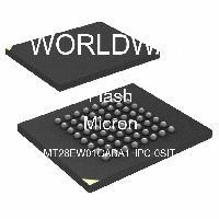 MT28EW01GABA1HPC-0SIT - Micron Technology Inc