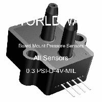 0.3 PSI-D-4V-MIL - All Sensors - Board Mount Pressure Sensors