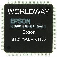 S1C17W23F101100 - Seiko Epson Corporation