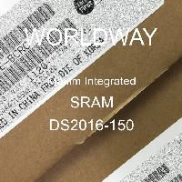 DS2016-150 - Maxim Integrated Products - SRAM