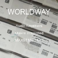 MAX9716ETA+T - Maxim Integrated - Amplificatori audio