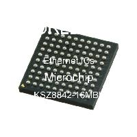 KSZ8842-16MBL - Microchip Technology Inc