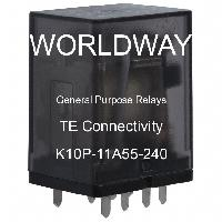 K10P-11A55-240 - TE Connectivity - General Purpose Relays