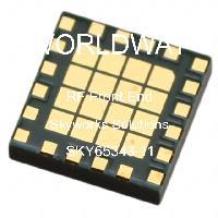 SKY65343-11 - Skyworks Solutions Inc - RF End End
