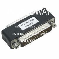 09641007230 - HARTING Technology Group - D-Sub Adaptor & Pengganti Gender
