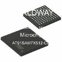 AT91SAM7X512-CU - Microchip Technology Inc - Microcontrollers - MCU