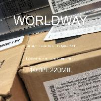10TPE220MIL - Panasonic - Tantalum Capacitors - Polymer SMD
