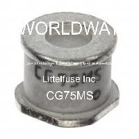 CG75MS - Littelfuse Inc - Tubi di scarico del gas / Arrestatori di plas