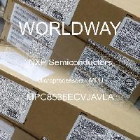 MPC8536ECVJAVLA - NXP Semiconductors - Microprocessors - MPU