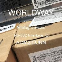 ADM202JRN - Analog Devices Inc - RS-232インターフェイスIC