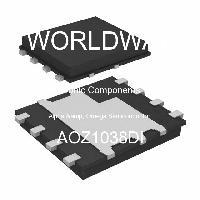 AOZ1038DI - Alpha & Omega Semiconductor - 전자 부품 IC