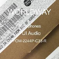 POM-2244P-C33-R - PUI Audio - Microphones