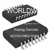 AD7417ARZ-REEL7 - Analog Devices Inc - Sensori di temperatura per montaggio su sched