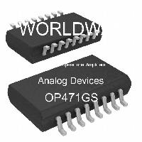OP471GS - Analog Devices Inc - High Speed Operational Amplifiers