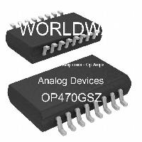 OP470GSZ - Analog Devices Inc