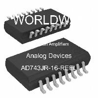 AD743JR-16-REEL - Analog Devices Inc - Penguat Presisi