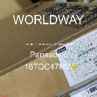 16TQC47MW - PANASONIC - Tantalum Capacitors - Polymer SMD