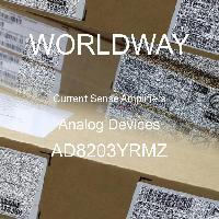 AD8203YRMZ - Analog Devices Inc - Current Sense Amplifiers