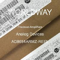 AD8651ARMZ-REEL - Analog Devices Inc - Precision Amplifiers