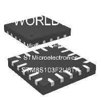 STM8S103F2U6TR - STMicroelectronics