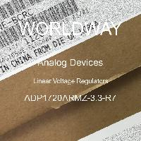 ADP1720ARMZ-3.3-R7 - Analog Devices Inc - Regolatori di tensione lineari