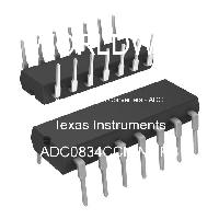 ADC0834CCN/NOPB - Texas Instruments - Analog to Digital Converters - ADC