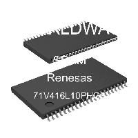 71V416L10PHG8 - Renesas Electronics Corporation