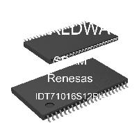 IDT71016S12PH - Renesas Electronics Corporation