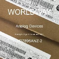 AD7895ANZ-2 - Analog Devices Inc - Convertitori da analogico a digitale - ADC